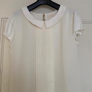 プーラフリーム(pour la frime)のプーラフリーム 白色 レディス半袖 カットソー(カットソー(半袖/袖なし))