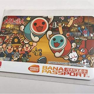 バンダイナムコエンターテインメント(BANDAI NAMCO Entertainment)の太鼓の達人 バナパス 専用です(その他)