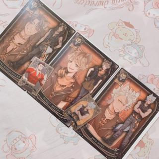 バンダイ(BANDAI)のツイステ クリアビジュアルポスター(ポスター)