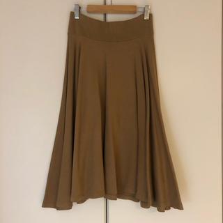ローズバッド(ROSE BUD)のローズバッド ミディ丈スカート(ひざ丈スカート)