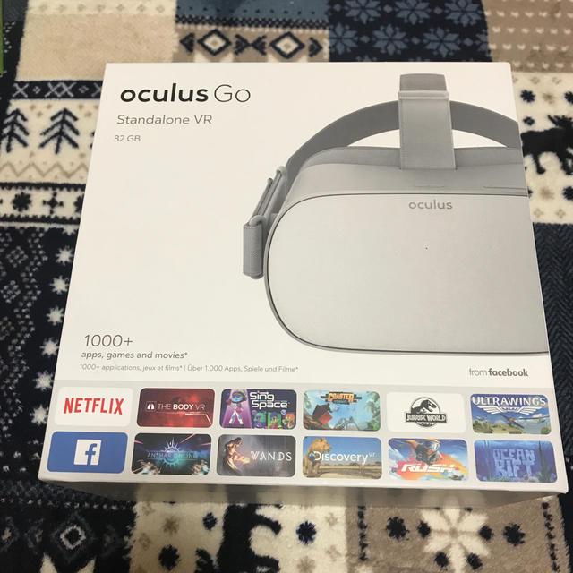 oculus go (オキュラスゴー)32GB スマホ/家電/カメラのPC/タブレット(PC周辺機器)の商品写真
