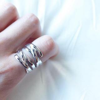 アダムエロぺ(Adam et Rope')の高品質シルバーリングSILVER925 (リング(指輪))