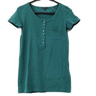 セオリー(theory)のセオリー 半袖Tシャツ サイズS レディース(Tシャツ(半袖/袖なし))