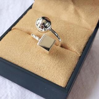 ジーナシス(JEANASIS)の高品質シルバーリングSILVER925 (リング(指輪))