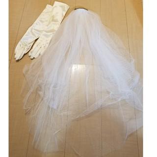 タカミ(TAKAMI)のウエディングベール 手袋(ウェディングドレス)