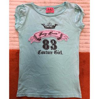ジューシークチュール(Juicy Couture)の【JUICY COUTURE】Tシャツ(Tシャツ(半袖/袖なし))