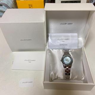 ジルスチュアート(JILLSTUART)のとっても美品ジルスチュアートTIC TAC限定レディースアナログ腕時計(腕時計)