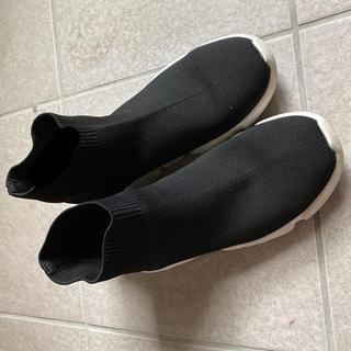 ウィゴー(WEGO)のWEGO 靴下スニーカー(スニーカー)