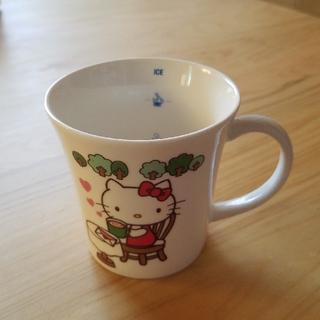 ハローキティ - ハローキティ カフェ マグカップ