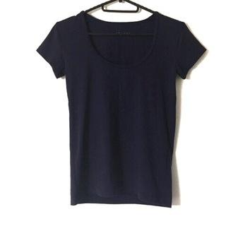 セオリー(theory)のセオリー 半袖Tシャツ サイズ2 S パープル(Tシャツ(半袖/袖なし))