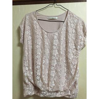 ミスティウーマン(mysty woman)のmystywomanの花柄🌸(Tシャツ(半袖/袖なし))