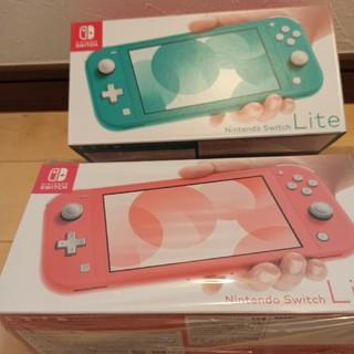ニンテンドースイッチ(Nintendo Switch)のNINTENDO SWITCH LITE (家庭用ゲーム機本体)