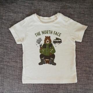 ザノースフェイス(THE NORTH FACE)のノースフェイス Tシャツ サイズ80(Tシャツ)