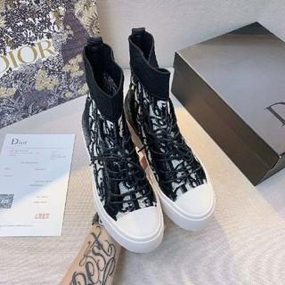 ディオール(Dior)のDIOR ブーツ 厚底(ブーツ)