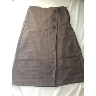 ジーユー(GU)のGU スカート (ロングスカート)