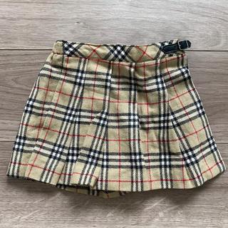 バーバリー(BURBERRY)のBurberry パンツスカート(スカート)