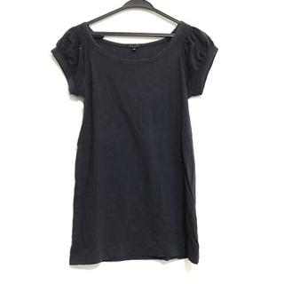 セオリー(theory)のセオリー 半袖Tシャツ サイズ2 S ネイビー(Tシャツ(半袖/袖なし))
