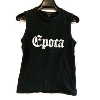 エポカ(EPOCA)のエポカ ノースリーブTシャツ サイズ40 M(Tシャツ(半袖/袖なし))