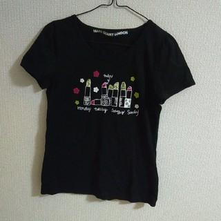 マリークワント(MARY QUANT)のマリークワント レディースTシャツ 未使用品 美品(Tシャツ(半袖/袖なし))