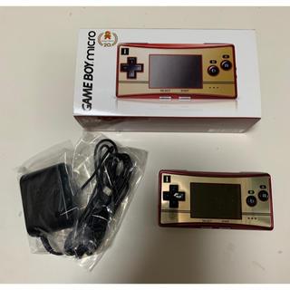 ゲームボーイアドバンス(ゲームボーイアドバンス)のレア!Nintendo 任天堂 ゲームボーイアドバンス ミクロ(携帯用ゲーム機本体)