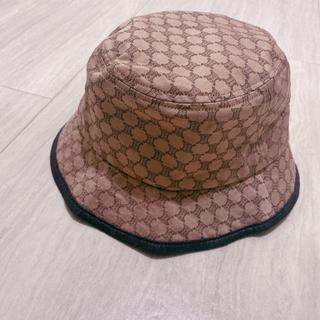 セリーヌ(celine)のCELINE セリーヌ ハット 帽子 頭囲50cm(帽子)