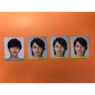 ジャニーズジュニア(ジャニーズJr.)の矢花黎  データカード(男性タレント)