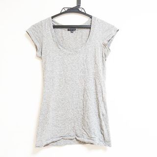 セオリー(theory)のセオリー 半袖Tシャツ サイズ2 S グレー(Tシャツ(半袖/袖なし))
