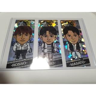 ジェネレーションズ(GENERATIONS)のBATTLE OF TOKYO千社札セット(ミュージシャン)