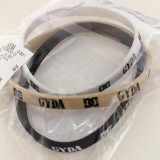 ジェイダ(GYDA)の【未使用】GYDA×DC☆ヘアゴムセット ノベルティ(ノベルティグッズ)
