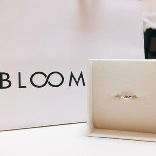 ブルーム(BLOOM)のピンキーリング(リング(指輪))