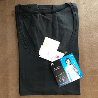 ワコール(Wacoal)のwacoal 汗ジミが出にくい「スゴ衣」一枚で着られるTシャツタイプ[スゴT](Tシャツ(半袖/袖なし))