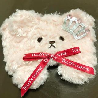 タリーズコーヒー(TULLY'S COFFEE)のタリーズ ベアフルスリーブ ピンク 2019(ノベルティグッズ)