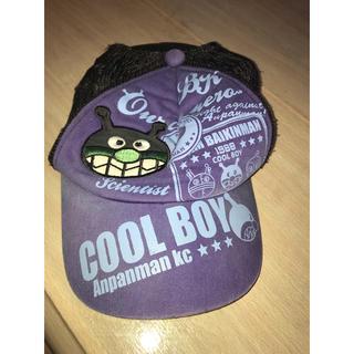 アンパンマン(アンパンマン)のバイキンマン 帽子 52 アンパンマン(帽子)