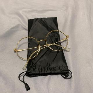 ディーホリック(dholic)の個性的伊達眼鏡(サングラス/メガネ)