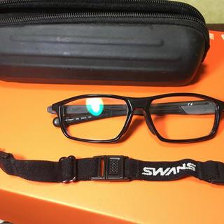 スワンズ(SWANS)のSWANSスポーツ用メガネ(サングラス/メガネ)