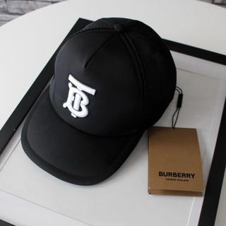 BURBERRY - 新品 BURBERRY ロゴメッシュキャップ