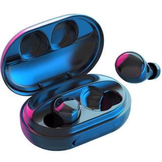 ワイヤレス イヤホン Bluetooth Hi-Fi高音質 ノイズキャンセリング(ヘッドフォン/イヤフォン)