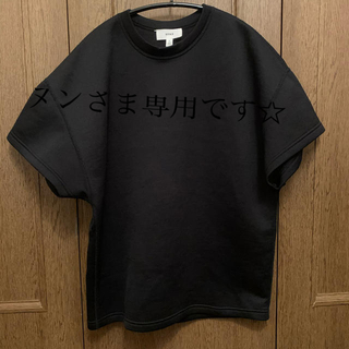 ハイク(HYKE)のハイク カットソー(カットソー(半袖/袖なし))