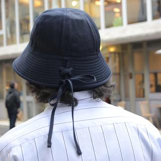 コモリ(COMOLI)のUNUSED for 1LDK Lace up hat 1 (ハット)
