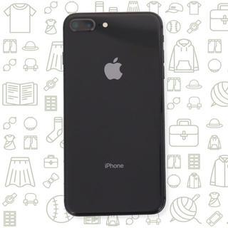 アイフォーン(iPhone)の【C】iPhone8Plus/64/SIMフリー(スマートフォン本体)