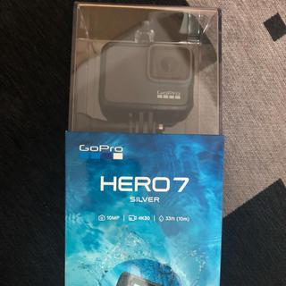 ゴープロ(GoPro)のすけんぽ様専用 GoPro HERO7 Silver 3点セット(コンパクトデジタルカメラ)