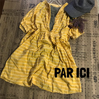 パーリッシィ(PAR ICI)のパーリッシィ   ゆったり プルオーバー(シャツ/ブラウス(半袖/袖なし))