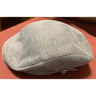 ビームス(BEAMS)のハンチング帽 サイズ63cm グレー(ハンチング/ベレー帽)