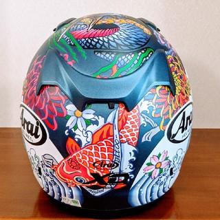 アライテント(ARAI TENT)のアライXD/ORIENTAL/エックス・ディーオリエンタルフルフェイスヘルメット(ヘルメット/シールド)