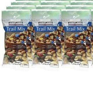 コストコ(コストコ)のコストコ カークランド シグネチャー トレイルミックス57g×10袋/ナッツ(菓子/デザート)