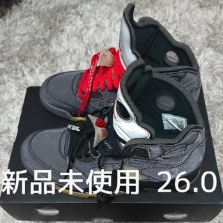 ナイキ(NIKE)のNIKE off-white Air Jordan5 26.0 最終値下げ(スニーカー)