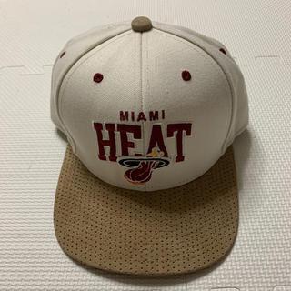 ミッチェルアンドネス(MITCHELL & NESS)の値下げ‼️ Mitchell&ness Miami heat(キャップ)