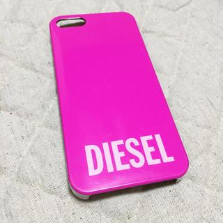 ディーゼル(DIESEL)のDIESEL iPhone5ケース(iPhoneケース)