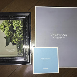 ウェッジウッド(WEDGWOOD)の最終値下 ウエッジウッド フォトフレーム ヴェラ・ウォン(フォトフレーム)