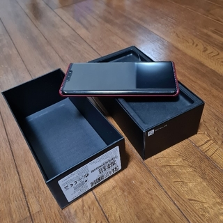 mate30pro シルバー 8GB/256GB 美品 使用期間極小(スマートフォン本体)